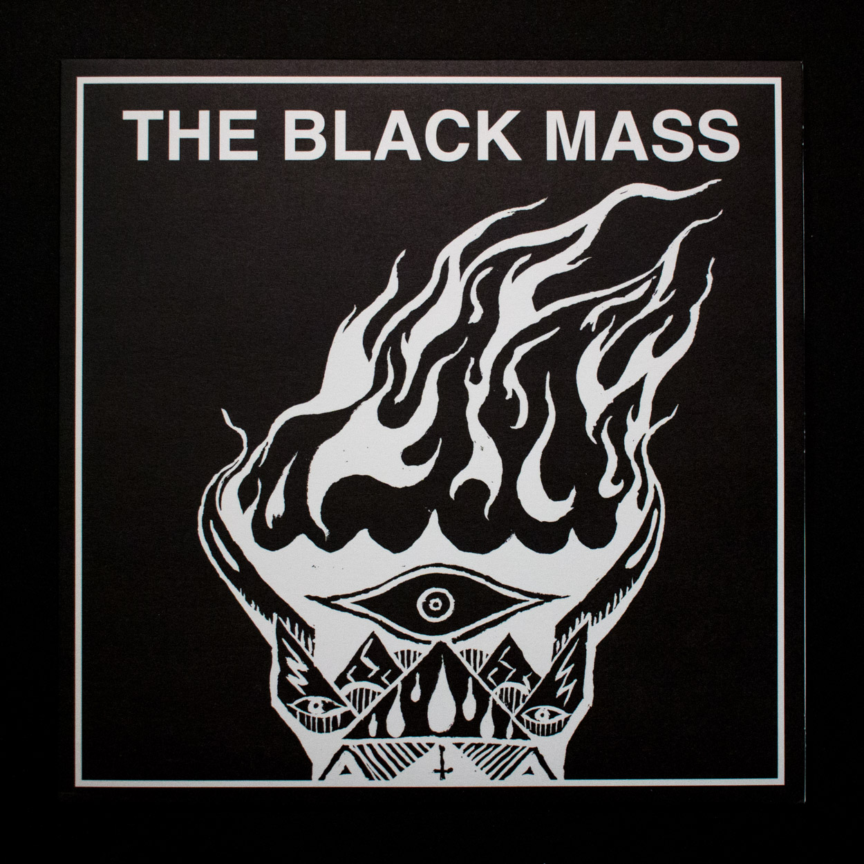 "BLACK MASS, THE ""S/t"" 7"""
